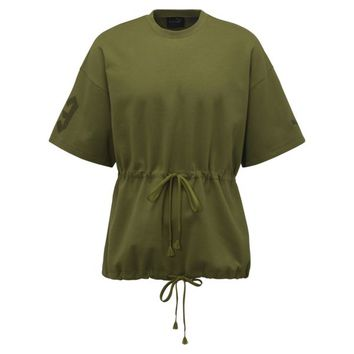 Drawstring Graphic T-Shirt | Olive Branch | PUMA Shoes | PUMA United States