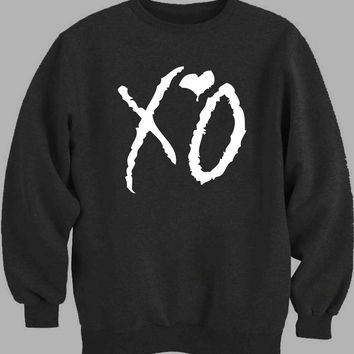 XO the weeknd Sweater for Mens Sweater and Womens Sweater ***