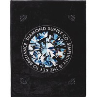 Diamond Supply Co Simplicity Blanket - Mens Tees - Multi - NOSZ