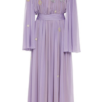 Pleated Silk Dress | Moda Operandi