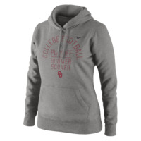 Nike College Football Playoff KO (Oklahoma) Women's Performance Hoodie