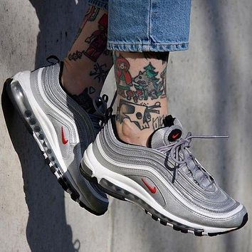 NIKE AIR MAX 97 Fashion Running Sneakers Sport Shoes G