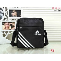 ADIDAS Couples Casual Joker Trendy Backpack Backpack F-XS-PJ-BB White