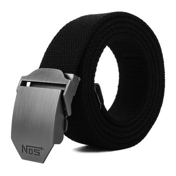 Men's Canvas Belt