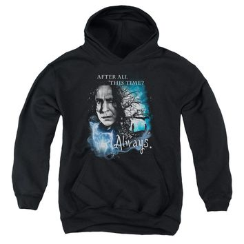 Harry Potter - Always Youth Pull Over Hoodie