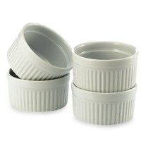 Porcelain Ramekin Bowls (Set of 4)