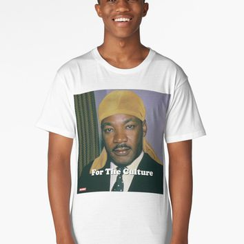 """For The Culture"" Long T-Shirt by hoodratapp 