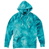 Huf 12 Galaxy H Wash Pullover Sweatshirt - Men's at CCS