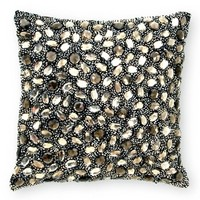 Donna Karan Beaded Decorative Pillow | Nordstrom