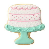 SK Teatime Cake Stand Cookie Cutter
