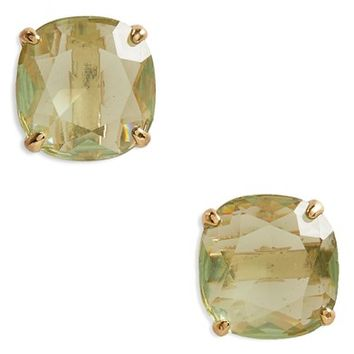 kate spade new york mini small square stud earrings | Nordstrom