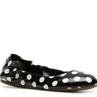 Rock a cool flat this season. The polka-dot Magie flat from BCBG Paris is a favorite of ours and will a perfect shoe for summer!