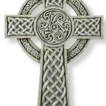 Celtic Wall Cross - Ready To Hang