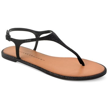 Chinese Laundry Glam Rock Flat Thong Sandals
