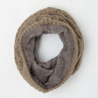 Close for Comfort Circle Scarf by ModCloth