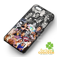Dylan Obrien collage Teen Wolf - 21z for  iPhone 4/4S/5/5S/5C/6/6+s,Samsung S3/S4/S5/S6 Regular/S6 Edge,Samsung Note 3/4