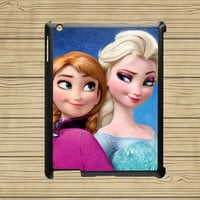 ipad air case,cute ipad air cover,cute ipad mini case,ipad 2 case,ipad 3 case,ipad 4 case,ipad mini case--Frozen,best friends,in plastic.