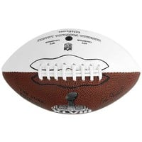 Wilson Sporting Goods Super Bowl XLVIII Mini Autograph Football