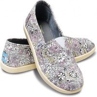 Waterfloral Youth Vegan Classics | TOMS.com