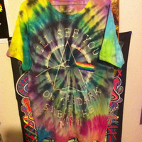 Pink Floyd TyeDye by SerendipityPureBliss on Etsy