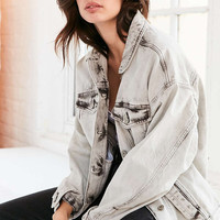 BDG 80s Denim Trucker Jacket - Urban Outfitters
