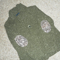 Mystery Sequin Sweater In Stock Vintage SWEATER