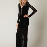 Nightcap Victorian Lace Maxi Dress at Free People Clothing Boutique