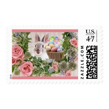 Pretty Easter Postage