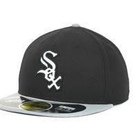 Chicago White Sox MLB Diamond Era 59FIFTY Cap