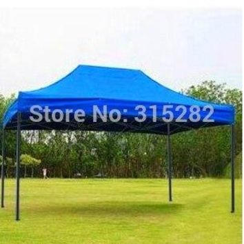 2018  6*3m Durable Party Wedding Awning Tent Gazebo Pavilion Cater Events