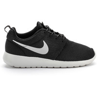 Nike Roshe Run Men's Running Shoe (Black/Gamma Grey)