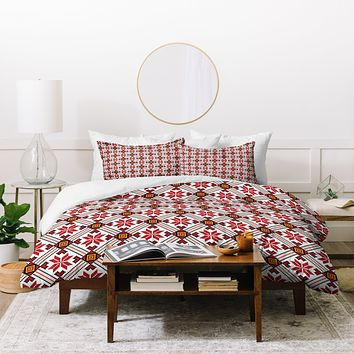 Belle13 Deco Pattern Duvet Cover