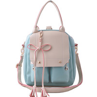 Bow Backpack & Toes in 5 Colors
