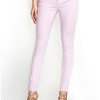 Brittney Ankle Skinny Pastel Jeans | GUESS.com