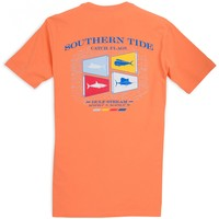 Catch Flags II T-shirt Style: 1031