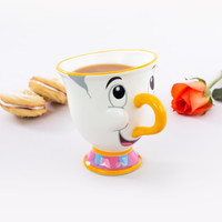 Beauty and the Beast Chip Mug | FIREBOX