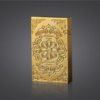 S.T Memorial Dupont Rococo Gold Lighter