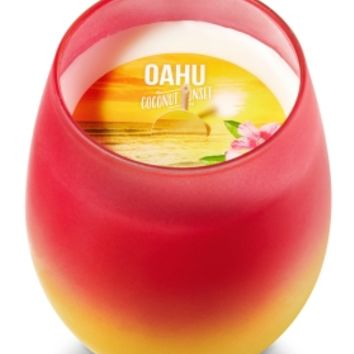 Medium Candle Oahu Coconut Sunset