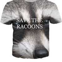 Save the Raccoons
