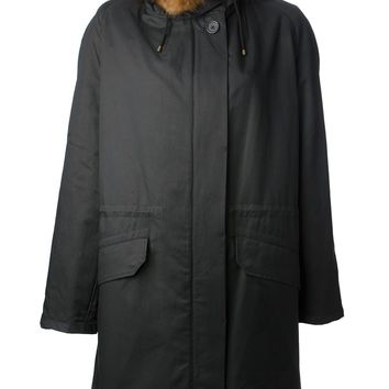 Army By Yves Salomon Fur Lined Parka Coat