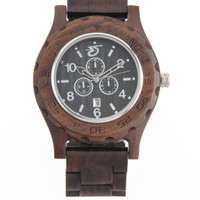 Barkwood Collection Watch