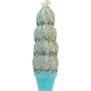 Pearl Abalone Seashell Tree