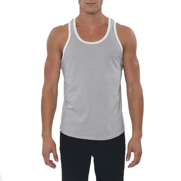 Mock Twist Ringer Tank