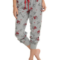 Disney The Little Mermaid Ariel Print Girls Pajama Pants
