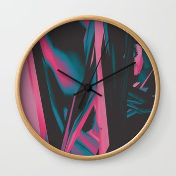Got It Bad Wall Clock by duckyb