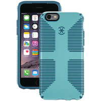 SPECK 73425-C055 iPhone(R) 6/6s CandyShell(R) Grip Case (River Blue/Tahoe Blue)