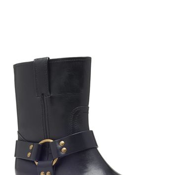 Campbell Leather Moto Boot - Marc Jacobs