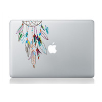 New Color Feather Laptop Skin For Apple Macbook Air Pro Retina 11 12 13 15 Inch Laptop Sticker Shell For Mac book Air 13 Inch