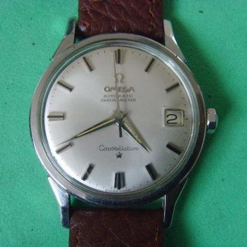 Vintage Swiss Omega 561 constellation 24J Automatic Watch