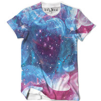 Jellyfish Nebula Men's Tee